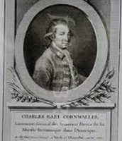 Cornwallis's grave