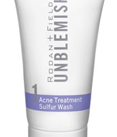 1. UNBLEMISH Acne Treatment Sulfur Wash