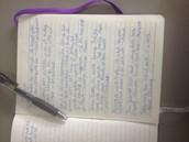 ¡Me gustar mucho escribir cuentos!