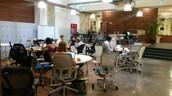 Espace de Coworking : The Hub