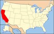 California highlighted