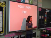 Vote for PD!