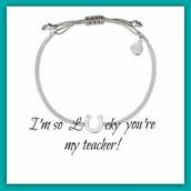 Wishing Bracelet in Silver