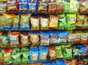 Individual Bags of Chips