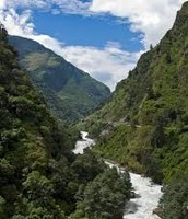 A Valley of Nepal
