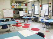Dedicated Makerspace and Thinkspace Areas within the School