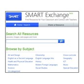 Search the SMART Exchange for Templates