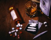 What does drug and alcohol addiction mean?