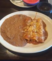 enchiladas with no rice