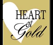 Heart of Gold Winner