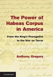 Writ of Habeas Corbus