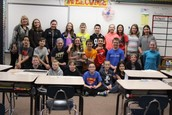 Mrs. Guelzow - 6th Grade- November