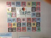 Lithosphere Word Wall