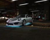 Porsche 911 Carrera S Snowflake 2.0 Edition