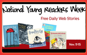 Happy Young Readers Week!!!