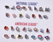 NEW Officially Licensed MLB Charms