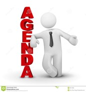 Friday Agenda