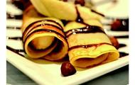 French thin pancake