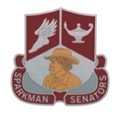 Sparkman JROTC