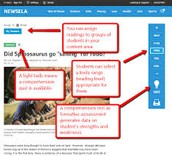 Newsela --EHS Reading Goal Intervention