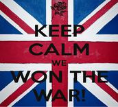 we won the war !!!