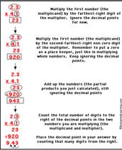 Multiplying Decimals: Easy Steps