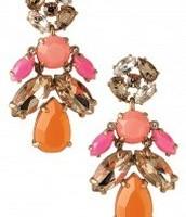 Pop Geo Earrings - Wear 2 ways!