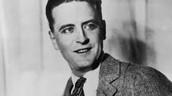 Francis Scott Fitzgerald (September 24, 1896 – December 21, 1940)