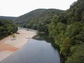 Come  to the Buffalo river