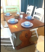 $325 - Farm Table