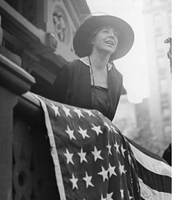When Jeanette became the first woman in Congress.
