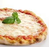 MENU PIZZA!