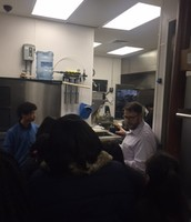 Touring the Kitchen at Tupelo