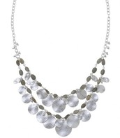 Calypso Coin Necklace - was $89 now $44.50