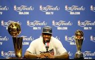 LeBron James first championship 2012