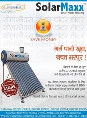 Solar Water Heating Solution Provider