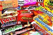 Bribery always works...Candy needed!