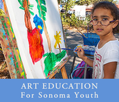 Sonoma Plein Air - Art in Schools