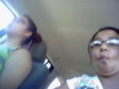 me and my sister ana
