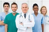healthcare professionals employed by the agency