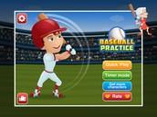 Baseball Batting League
