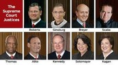 Current members of the Supreme Court !