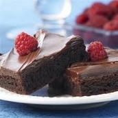 raspberry chocolate brownie!!!!!