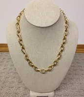 Christina Link Necklace - gold $35