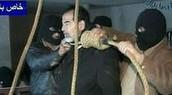Muerte de Saddam