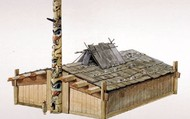 a  home of the people of the northwest coast