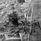 Radioactive Chernobyl.