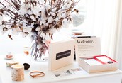 """Host a Social""   Shop Beautycounter Products for Free & Half Off"