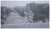 Recife floods very easily