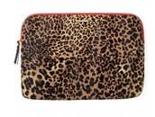 Chelsea Laptop Sleeve - Leopard